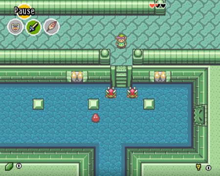 Zelda Link S Awakening Remake 01