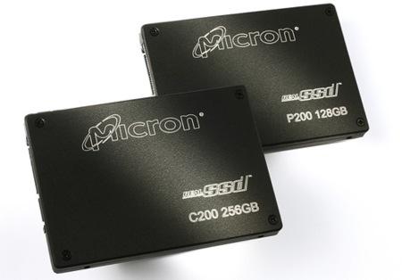 Micron presenta discos SSD ultrarápidos
