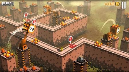 Cliffy Jump, lo nuevo de los creadores de Re-Volt 2 te reta a completar sus desafiantes niveles