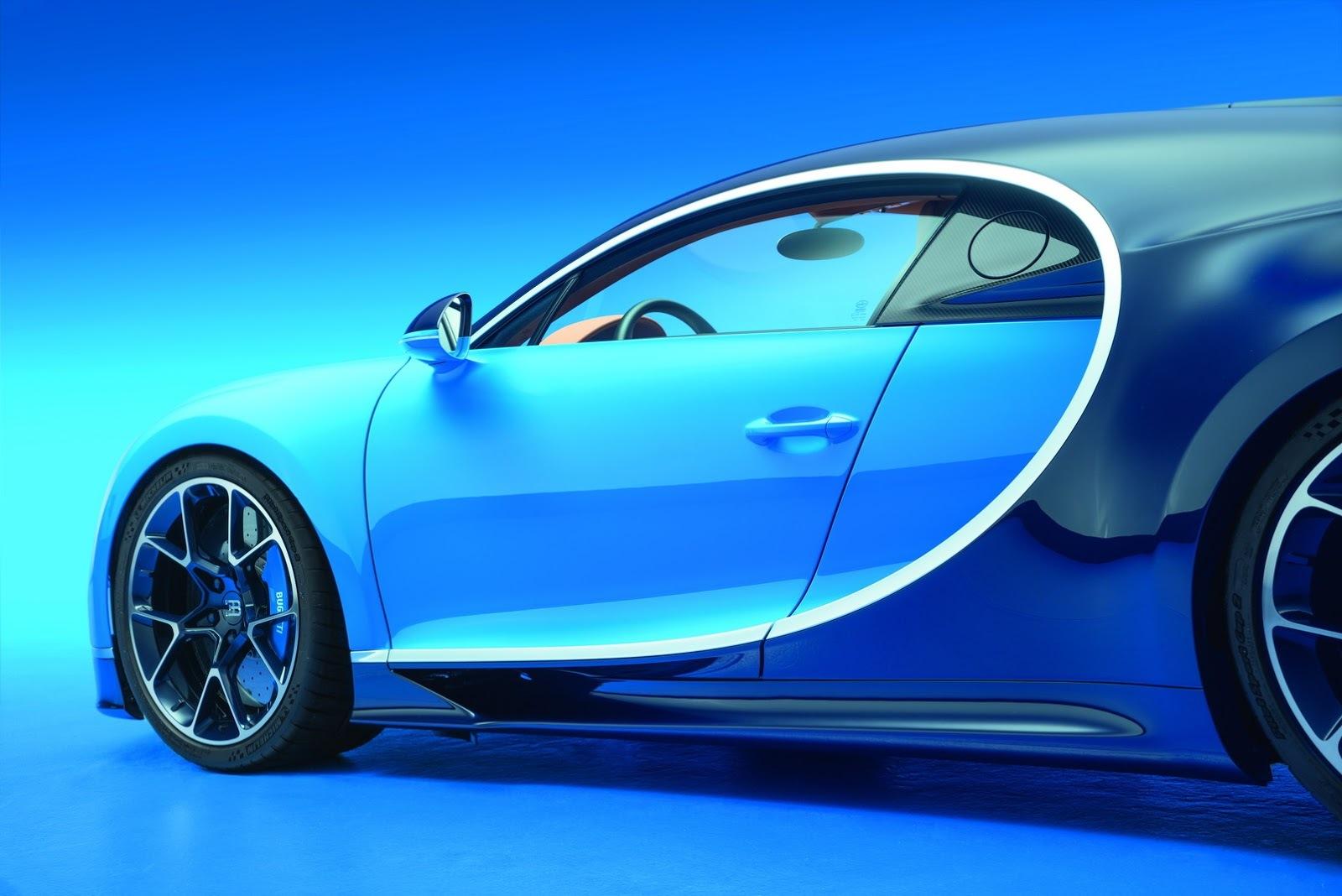 Foto de Bugatti Chiron (7/77)
