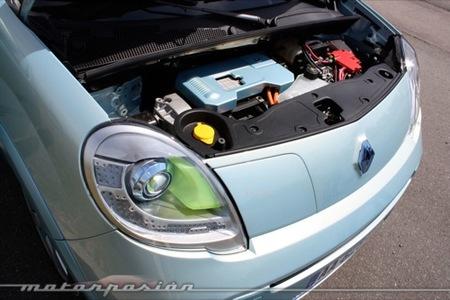 Renault Be Bop Z.E. Concept y los planes de Renault para coches eléctricos (II)