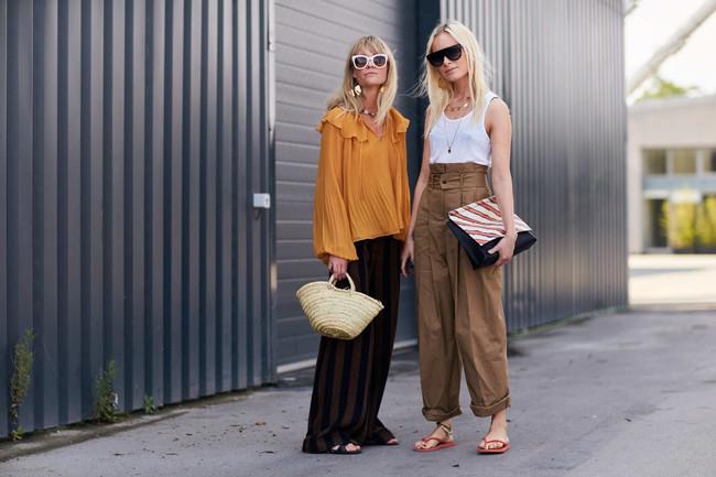 combinaciones street style otoño looks