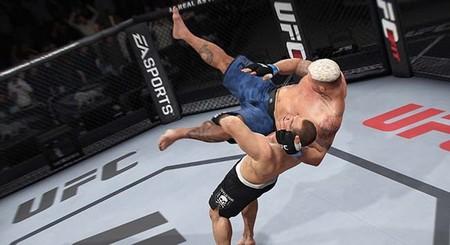 EA Sports UFC Gameplay Series nos muestra su modo carrera