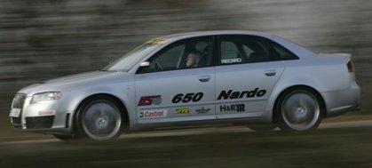 Audi RS4 Nardo