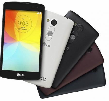 LG L Bello y Fino, la gama baja también recibe la esencia G3