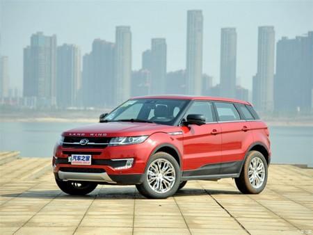 ¿Te acuerdas de la Landwind X7? Pues el Evoque chino ya ha sido demandado por Land Rover