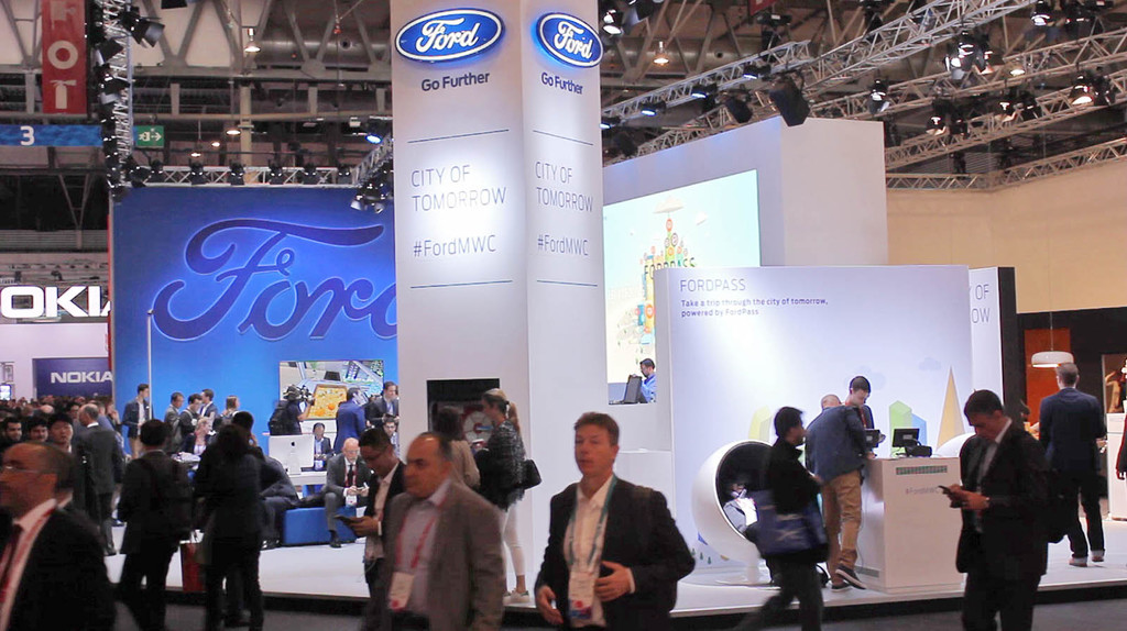 Ford Mobile World Congress 2017
