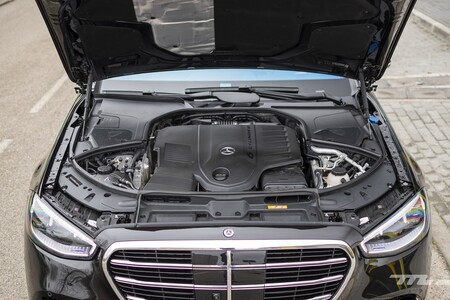 Mercedes Benz S 500 4matic 2021 Prueba 025