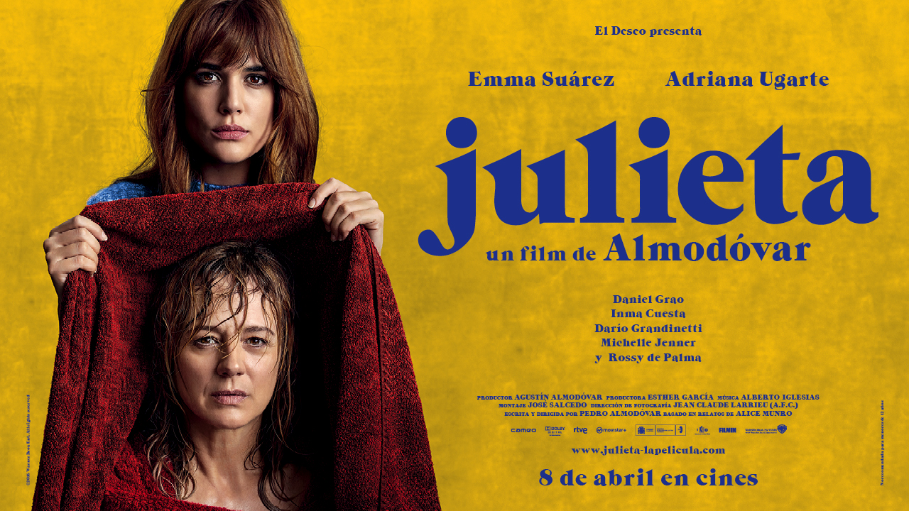 Image result for julieta almodovar