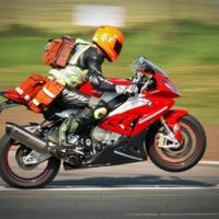 John Hinds, el salvavidas de las road races, fallece tras un accidente