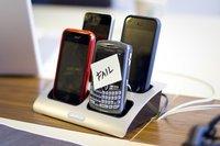 Los Blackberry comienzan a fallar en México (Actualizado)