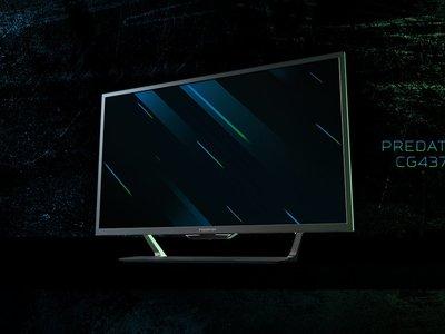 Acer apuesta por una gran diagonal para su nuevo monitor en la gama Predator: el Acer CG437K P llegará para luchar en la gama alta