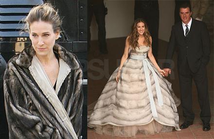 Más fotos de Sarah Jessica Parker para Vogue