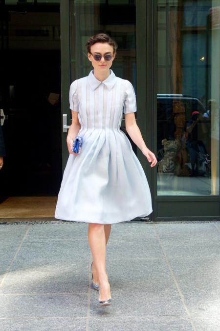 keira knightley vestido look