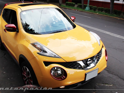 Nissan Juke, probamos al pionero de los crossovers urbanos