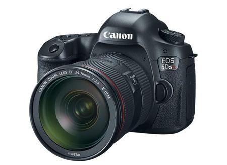 Nuevas cámaras Canon super cargadas en megapíxeles