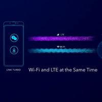 Así es Link Turbo, la tecnología que permite al Honor V20 usar redes 4G y WiFi al mismo tiempo