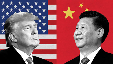 Trump Vs China