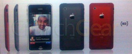 iPhone segunda generación, filtradas imágenes e información