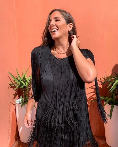 La foto de Anabel Pantoja mostrándose al natural y con celulitis por la que le han llovido las críticas