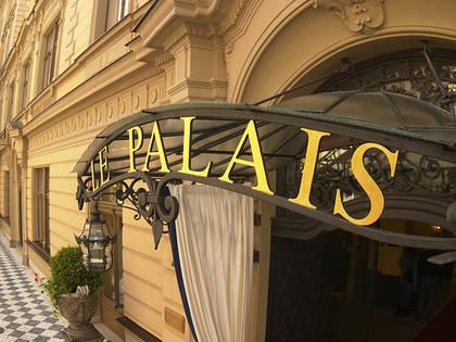 Estancias de lujo en Praga: Hotel Le Palais