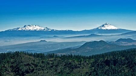 Montañas de fuego: los trece volcanes más espectaculares de México