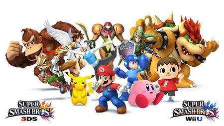 Super Smash Bros. tiene un buen motivo para salir antes en 3DS que en Wii U