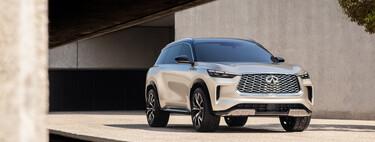 Infiniti QX60 Monograph concept: La nueva identidad del SUV dejará atrás lo que conocemos