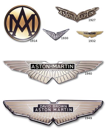 Logos De Coches Aston Martin 1