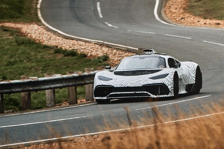 Mercedes Amg Project One 4