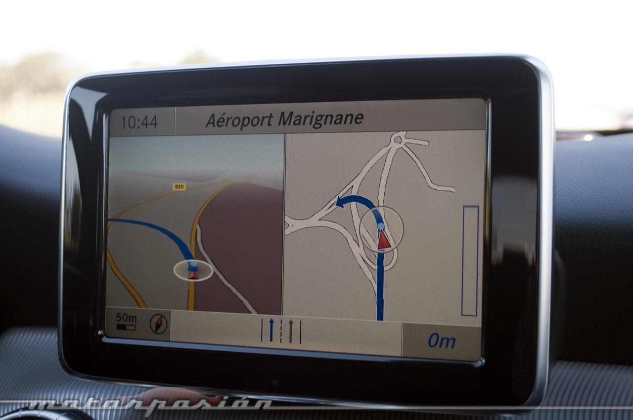 Foto de Mercedes-Benz Clase CLA (presentación) (29/40)