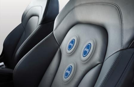 La tela de este asiento nos avisará antes de dormirnos al volante