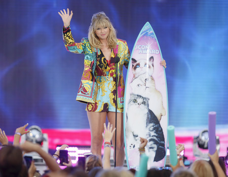 Zendaya y Taylor Swift, las grandes protagonistas de los Teen Choice Awards 2019