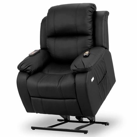 Oferta del día en el sillón de masaje levantapersonas Novohogar Coliseum: hasta medianoche cuesta 236,15 euros en Amazon