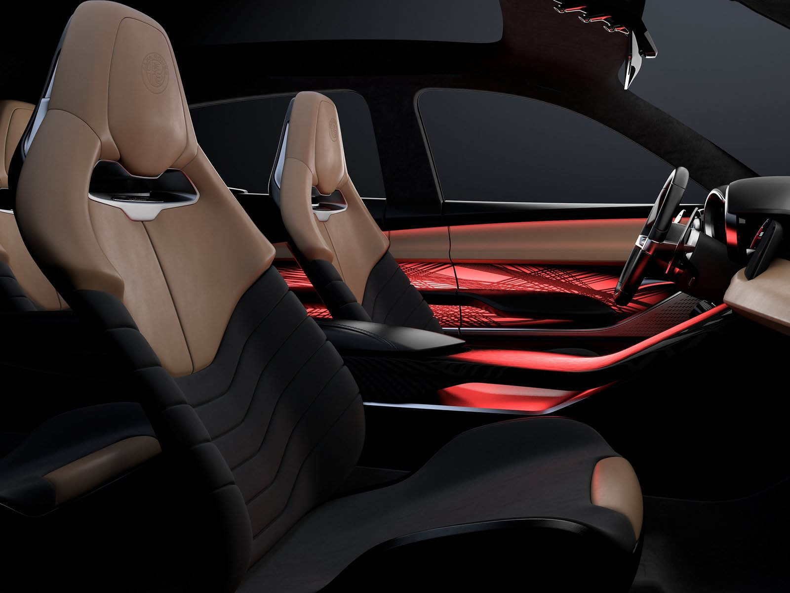 Foto de Alfa Romeo Tonale Concept (9/14)