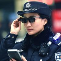 La policía china estrena gafas con reconocimiento facial para identificar y capturar sospechosos