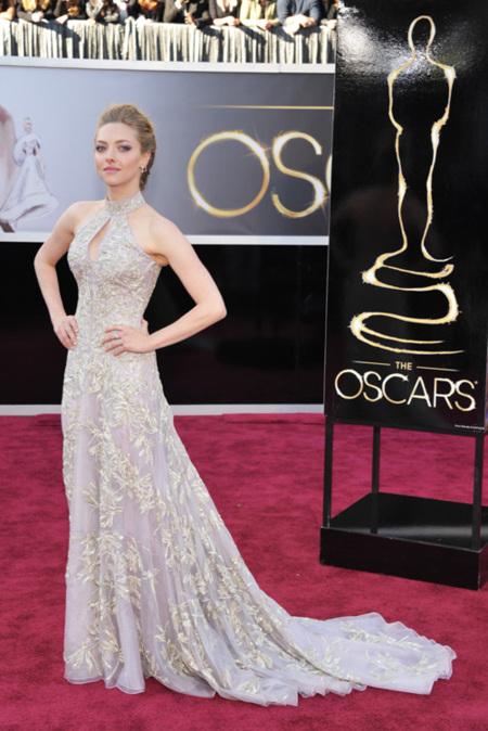 Amanda Seyfried Oscar 2013