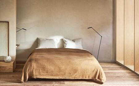 funda de cama lino