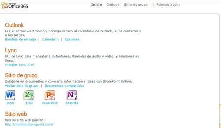 Lanzado oficialmente Office 365