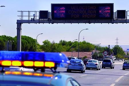 Radar Cartel Radares Policia