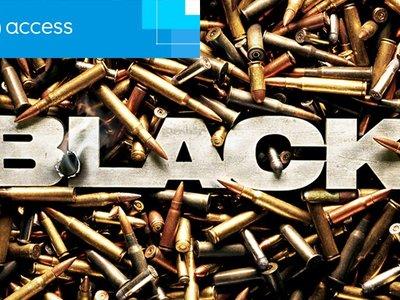 Black es el primer título de la Xbox original en sumarse al Vault de  EA Access