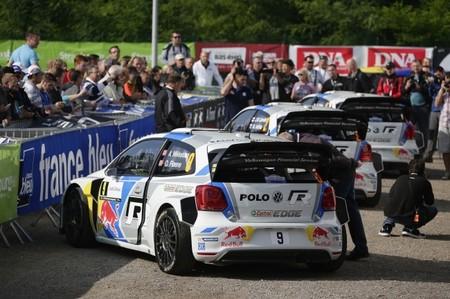Volkswagen desmiente que esté asegurada su continuidad en el WRC hasta 2019