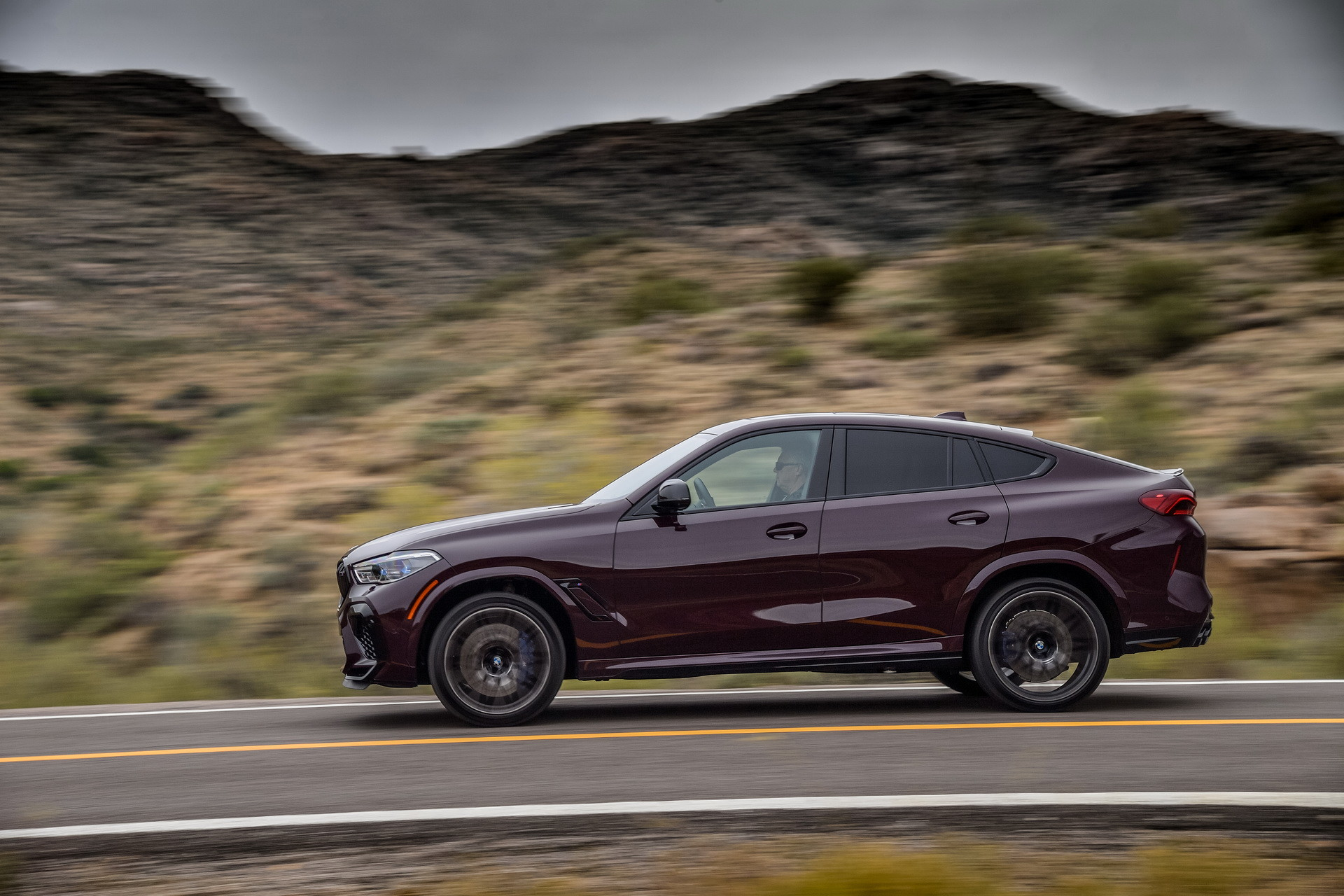 Foto de BMW X5 y X6 M Competition (22/31)
