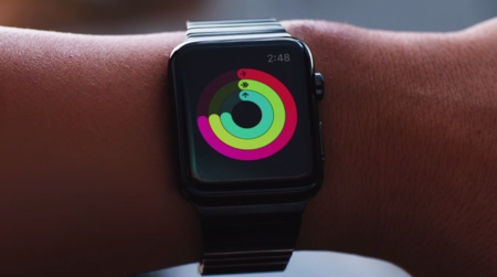 Activity Apple Watch 2