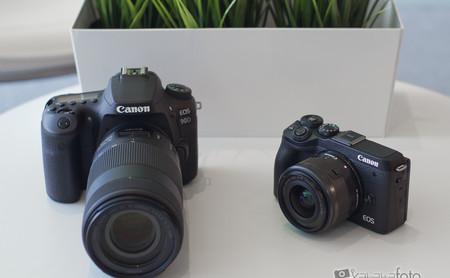 Canon EOS 90 D y Canon EOS M6 Mark II: los nuevos sistemas gama media japoneses para iniciarse en el mundo de la fotografía