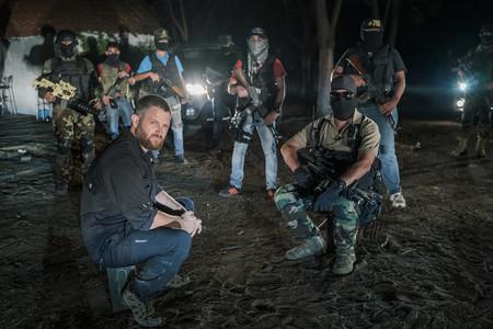 El periodista David Beriain pasó tres meses en el cartel de Sinaloa. Esto es lo que vio