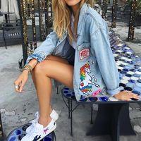 Clonados y pillados: ya tardaban en clonar las sneakers de Saint Laurent (¡gracias!)