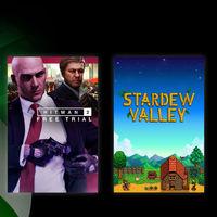 Hitman 2 y Stardew Valley están para jugar gratis en Xbox One con Xbox Live Gold