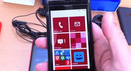 Conoce en video al Nokia Lumia 505
