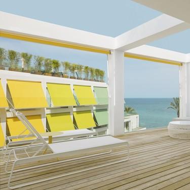 La divertida y atrevida arquitectura e interiores de W Ibiza reflejan el espíritu bohemio de la isla